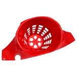 Bürstenmann Wringaufsatz für Kunststoff-Eimer 13l rot