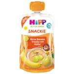 Hipp Sportsfreund Bio Birne-Banane-Traube mit Hafer 120g
