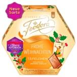 Feodora Täfelchen Orange-Vanille 225g