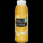REWE to go Minztee mit Zitrone 500ml