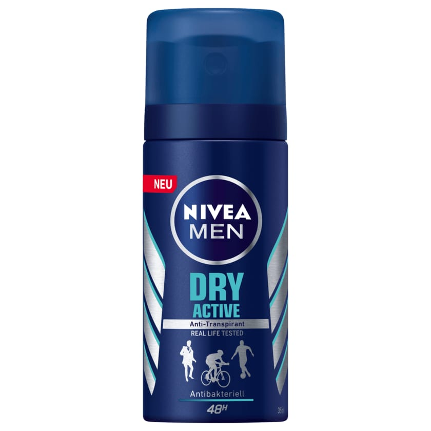 Nivea Men Deospray Dry Active 35ml
