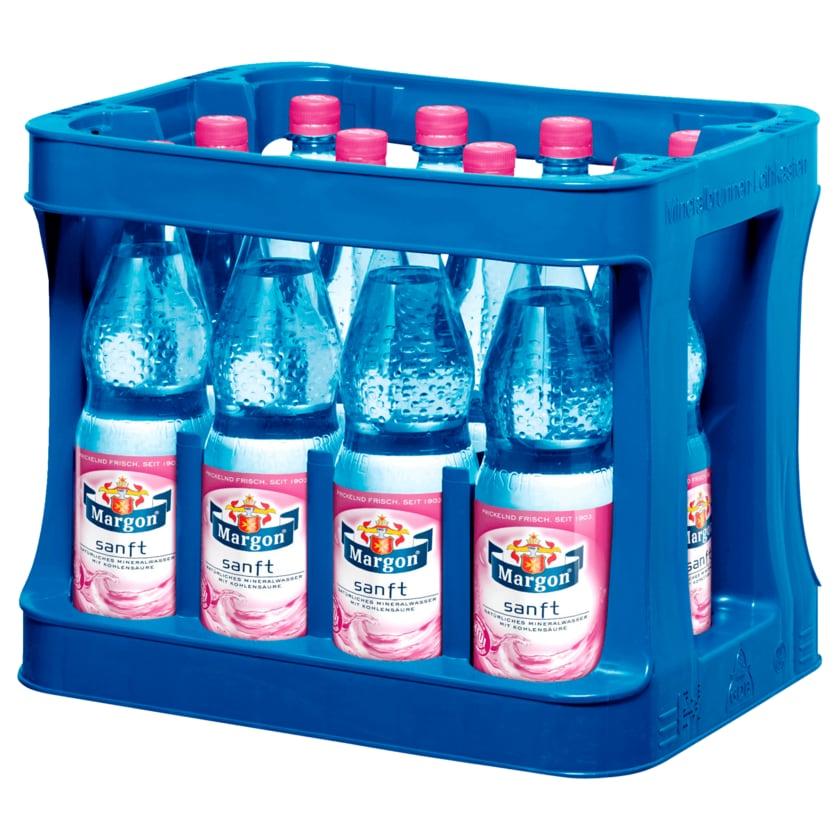 Margon Mineralwasser sanft 12x1l