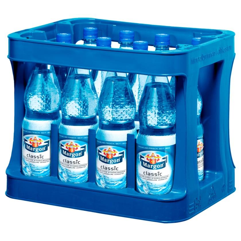 Margon Mineralwasser Classic 12x1l