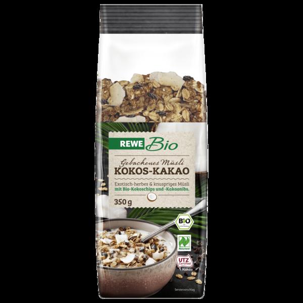 REWE Bio Kokos Kakao Müsli 350g