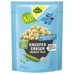Kühne Enjoy Knusper-Erbsen Meersalz 100g