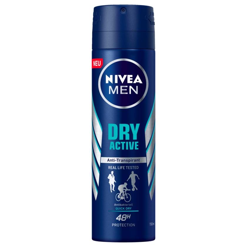 Nivea Men Deospray Dry Active 150 ml