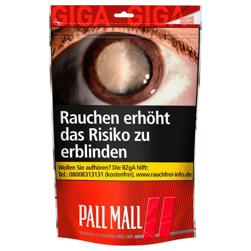 Pall Mall Red Giga Beutel 160g