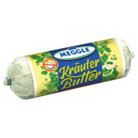 Meggle Kräuterbutter mit frischen Kräutern 125g