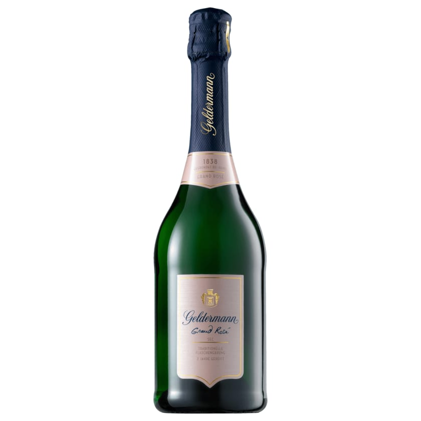 Geldermann Sekt Grand Rosé 0,75l