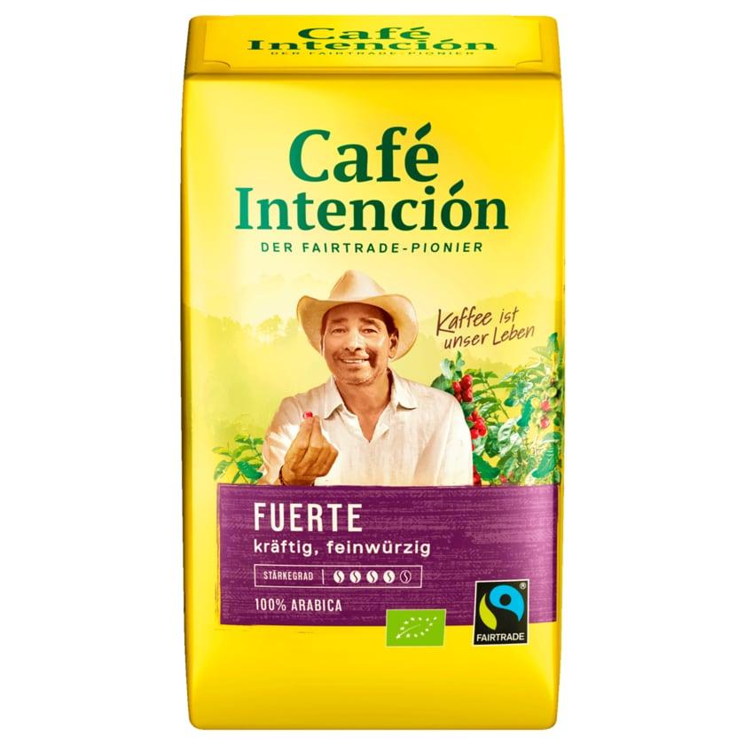 Café Intención ecológico kräftig 500g