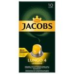 Jacobs Kaffeekapseln Lungo 4 Leggero 52g, 10 Nespresso kompatible Kapseln