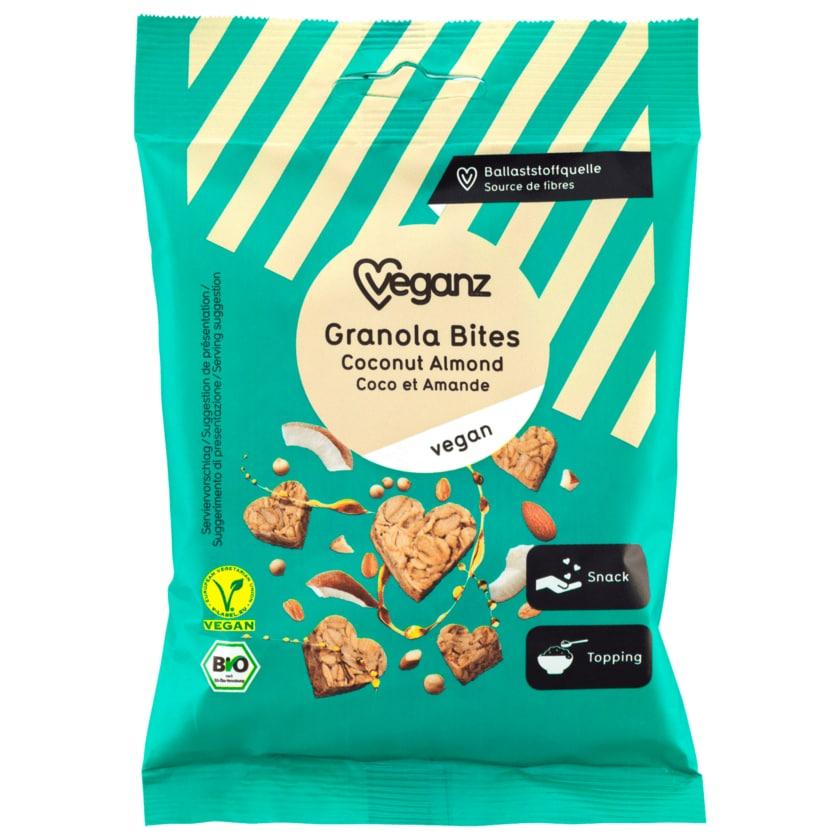 Veganz Bio Granola Bites Coconut Almond vegan 50g