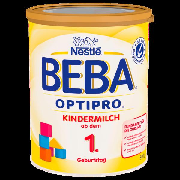 Beba Optipro Kindermilch ab dem 1. Geburtstag 800g