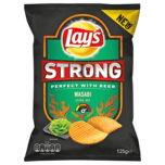Lay's Strong Wasabi 125g