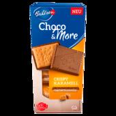 Bahlsen Choco&More Crispy Karamell 120g