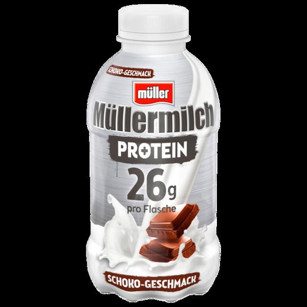 Müller Milch Protein Schoko 400ml