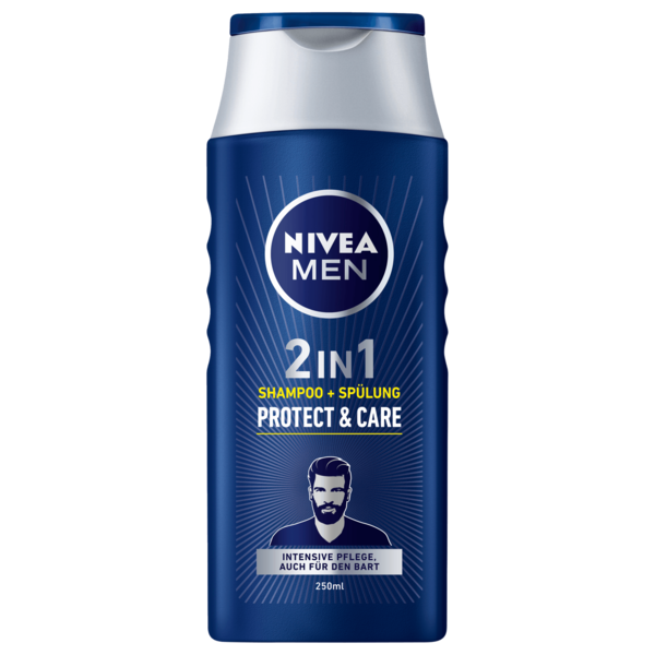 Nivea Men Shampoo & Spülung 2in1 Protect&Care 250ml
