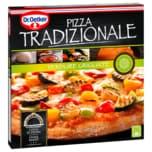 Dr. Oetker Pizza Tradizionale Verdure Grigliate 345g