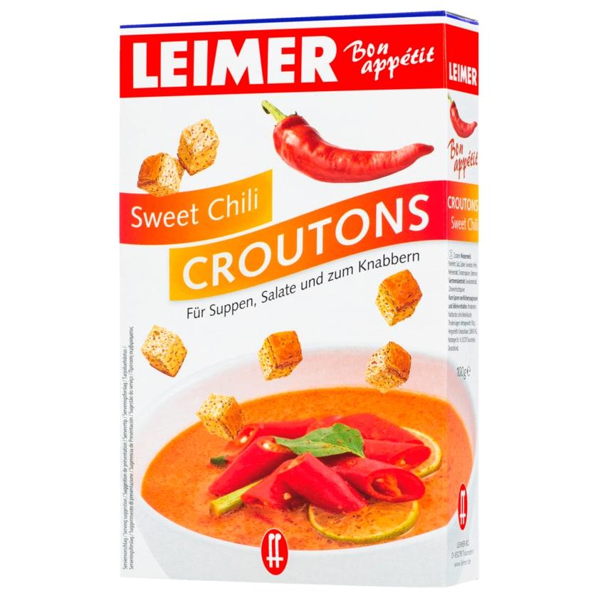 Leimer Croutons Sweet Chili 100g
