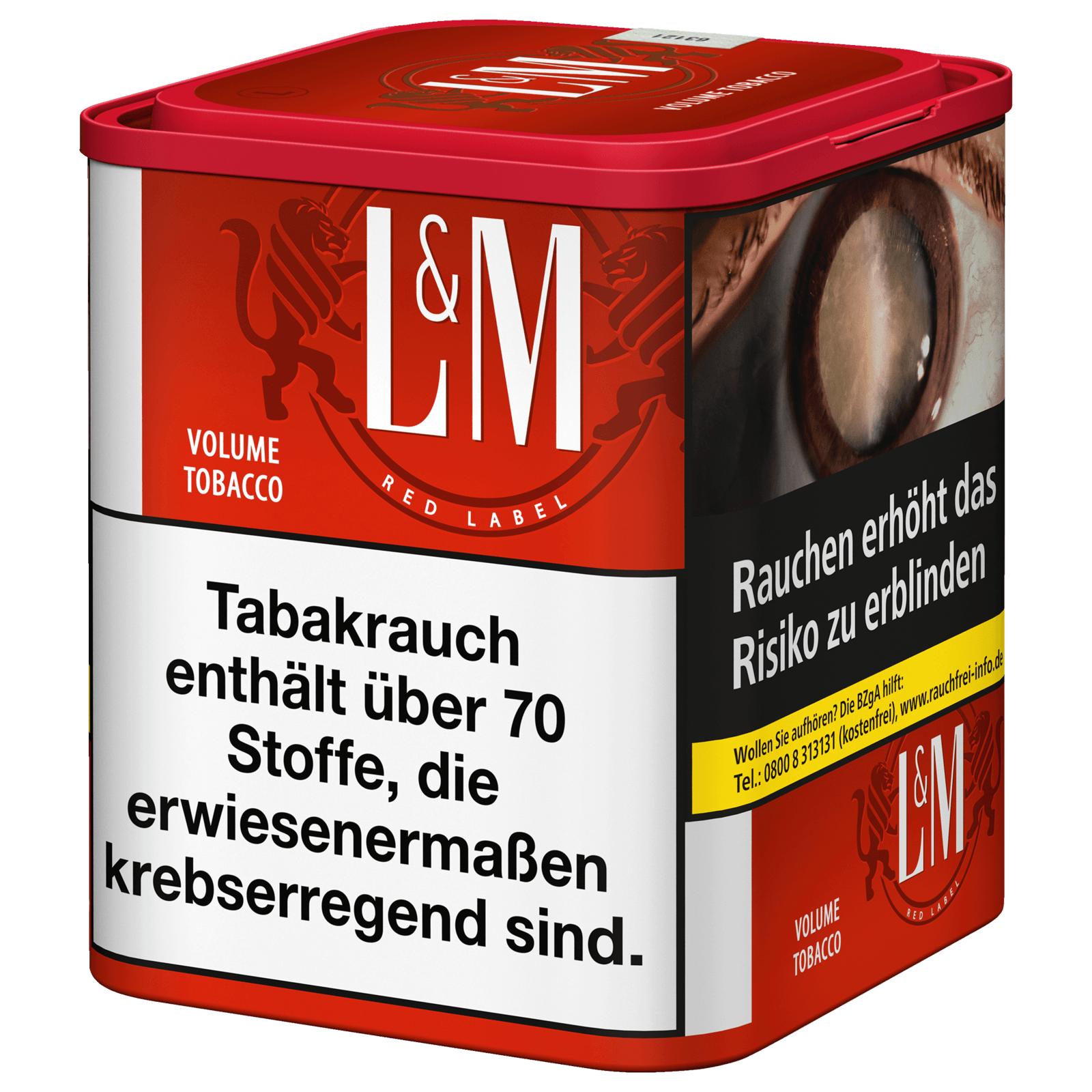 L&M Volume Tobacco Red 70g