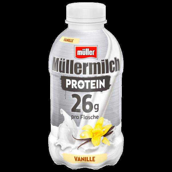 Müller Milch Protein Vanille 400ml