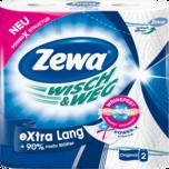 Zewa W&W extra lang Original 2x86 Stk.