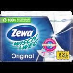 Zewa Wisch&Weg Küchentücher Original mit Power-X Struktur 8x45 Blatt