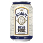 Bombay Sapphire Dry Gin & Tonic 10% 0,33l