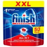 Finish All in 1, Spülmaschinentabs, XXL, 60 Tabs regular