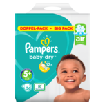 Pampers BABY DRY Windeln BD M7 S5P 2X56 DUO WE P2