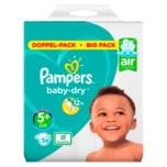 Pampers Baby Dry Gr.5+ 12-17kg 56 Stück