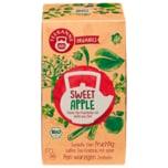 Teekanne Organics Bio Tee Sweet Apple 50g, 20 Beutel