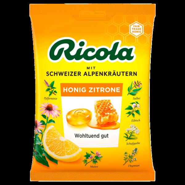 Ricola Honig Zitrone Echinacea 75g