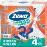 Zewa Wisch & Weg Fun Design 4x72 Blatt