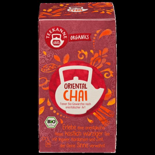 Teekanne Organics Oriental Chai 36g, 20 Beutel