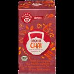 Teekanne Organics Oriental Chai 20 Beutel, 36g