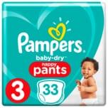 Pampers Baby Dry Nappy Pants Gr.3 6-11kg 33 Stück