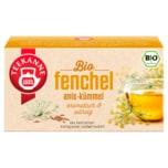 Teekanne Bio Fenchel Anis-Kümmel 45g, 18 Beutel