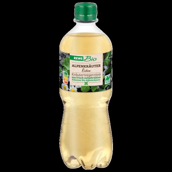 REWE Bio Alpenkräuter Eistee 0,75l