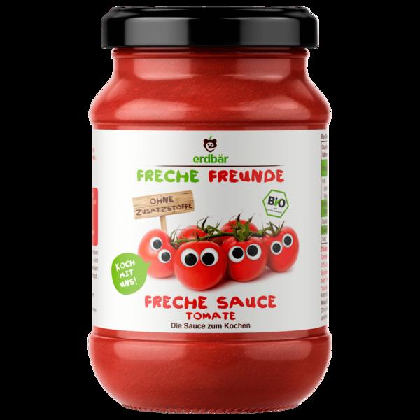 Erdbär Freche Freunde Bio Tomatensauce 350g