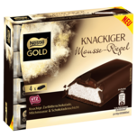 Nestlé Gold Knackiger Mousse-Riegel 4x30g