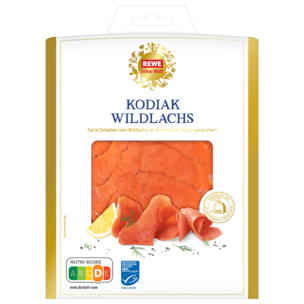 REWE feine Welt Kodiak Wildlachs