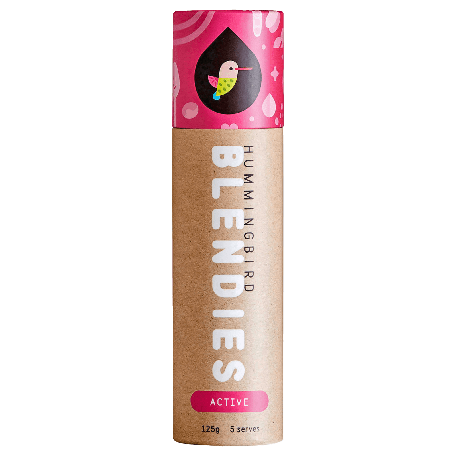 Hummingbird Blendies Smoothie Balls Active 125g