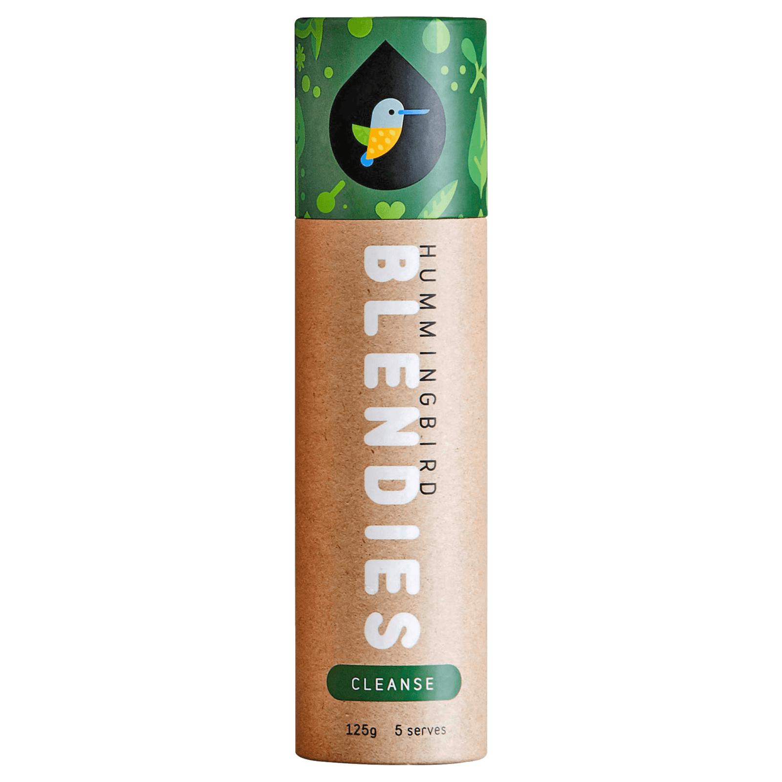Hummingbird Blendies Smoothie Balls Cleanse 125g