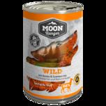 Moon Ranger Wild mit Kürbis & Cranberries 400g