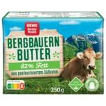 REWE Beste Wahl Bergbauernbutter 250g