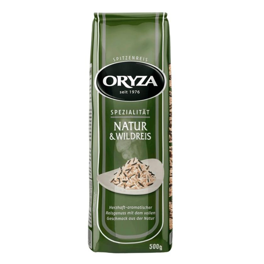 Oryza Natur- & Wildreis 500g