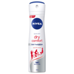 Nivea Deo Spray Dry Comfort Anti-Transparent 150ml