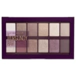 Maybelline Lidschatten Palette The Burgundy Bar 04