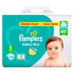 Pampers Baby Dry Windeln Gr.5 Junior 11-16kg 90 Stück